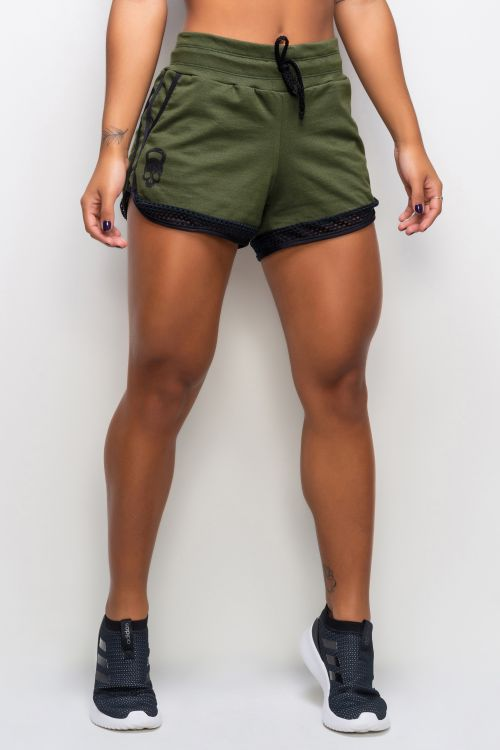 Short de moletinho elite Cross Lovers