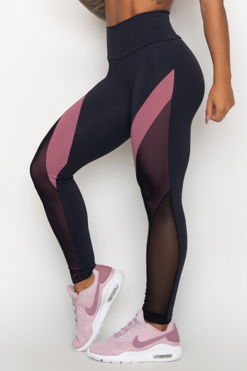 Calça Legging Fitness Crash