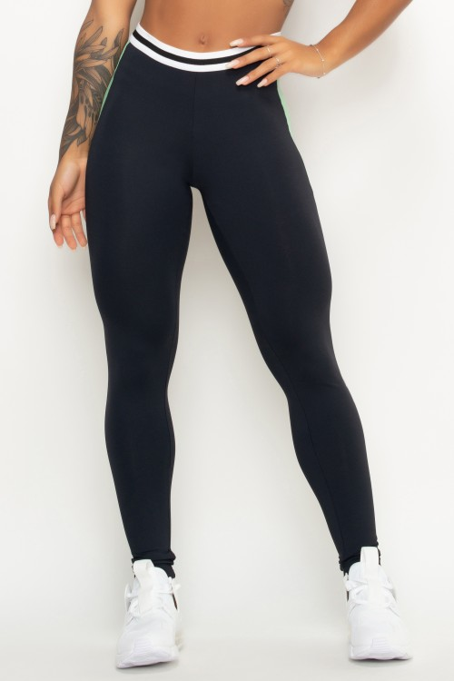 Calça Legging Fitness Action Angê