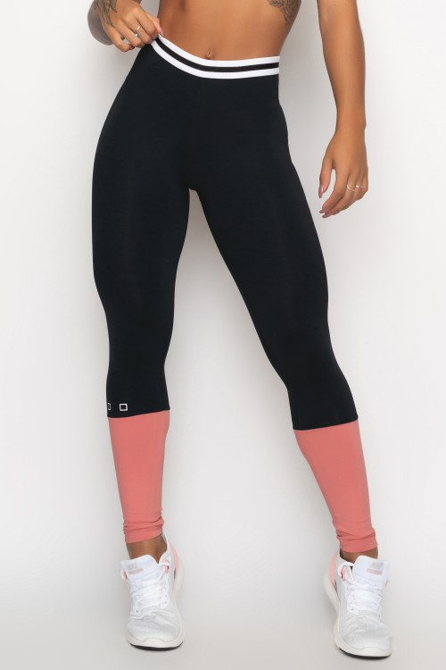 Calça Legging Fitness Athletic Vibes