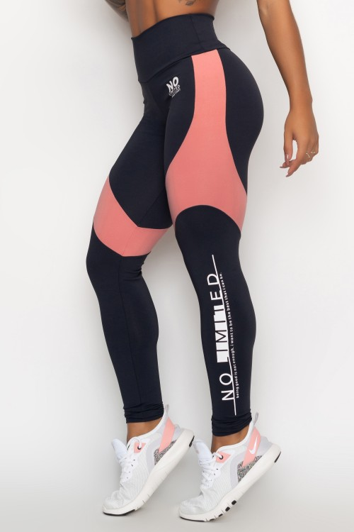 Calça Legging Fitness No Limited
