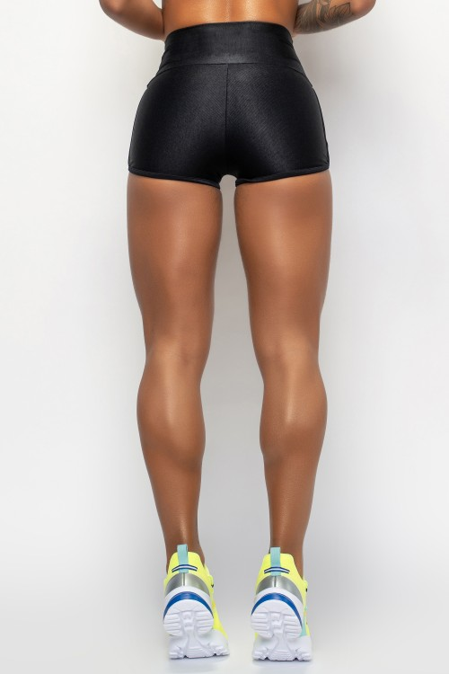 Short Fitness Essence black