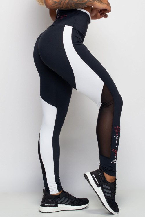 Calça Legging Fitness Be You