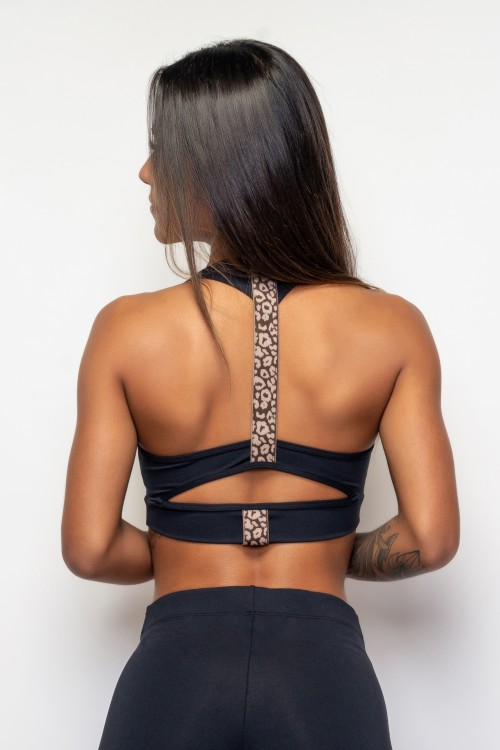 Top Fitness Leopard