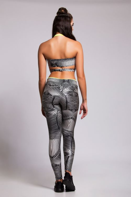Calça Legging Graphical