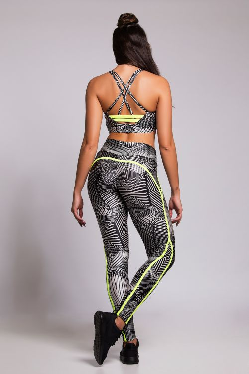 Calça Legging Neo Graphical
