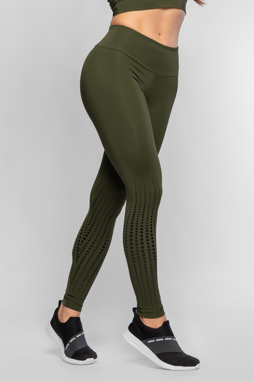 a20503e06 Calça Legging Feminina Elite Sparkle