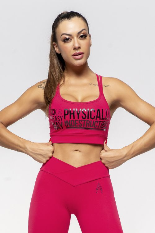 Top Fitness Feminino Easy